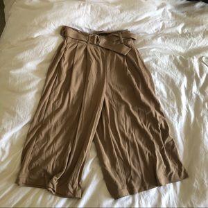 Uniqlo Wide Leg Comfy Pants